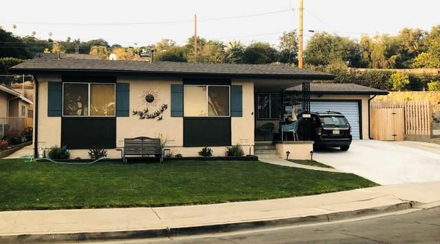 626 La Quila Ln, Santa Barbara, CA 93103 (MLS #21-2098) :: Chris Gregoire & Chad Beuoy Real Estate