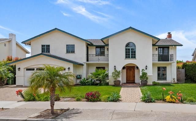 5329 University Dr, Santa Barbara, CA 93111 (MLS #21-2105) :: Chris Gregoire & Chad Beuoy Real Estate