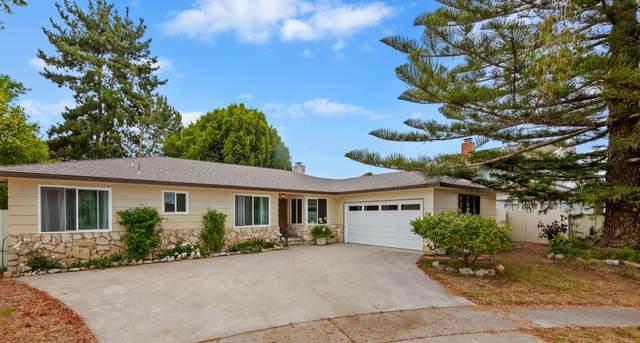 5414 Cameo Rd, Carpinteria, CA 93013 (MLS #21-2110) :: Chris Gregoire & Chad Beuoy Real Estate