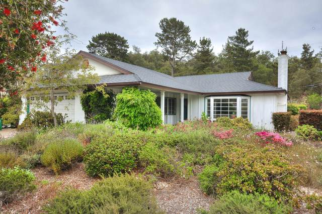 1447 Manitou Rd, Santa Barbara, CA 93105 (MLS #21-2111) :: Chris Gregoire & Chad Beuoy Real Estate