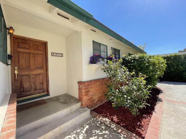 5472 Hunter St, Ventura, CA 93003 (MLS #21-2117) :: The Zia Group