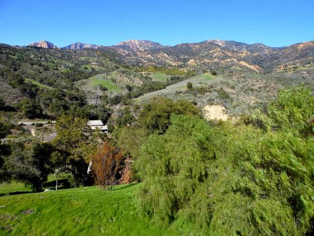 225 Conejo Road, Santa Barbara, CA 93103 (MLS #21-2137) :: Chris Gregoire & Chad Beuoy Real Estate