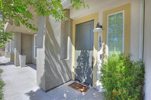 579 Asilomar Way #103, Goleta, CA 93117 (MLS #21-2146) :: Chris Gregoire & Chad Beuoy Real Estate