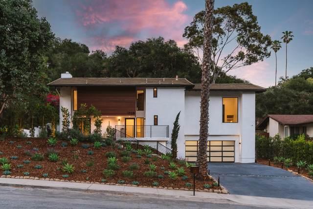 1328 Manitou Rd, Santa Barbara, CA 93101 (MLS #21-2151) :: Chris Gregoire & Chad Beuoy Real Estate
