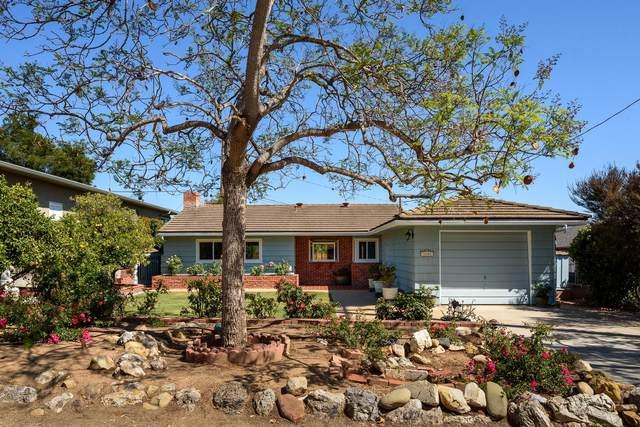 3208 Laurel Canyon Rd, Santa Barbara, CA 93105 (MLS #21-2163) :: The Zia Group