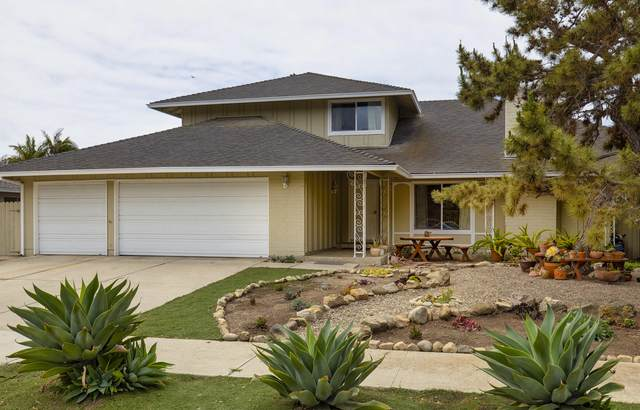 5871 Stow Canyon Rd, Goleta, CA 93117 (MLS #21-2164) :: The Zia Group