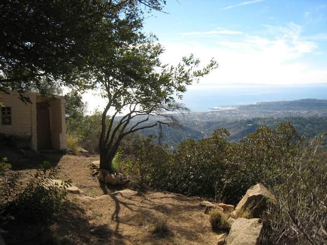 2888 Gibraltar Rd, Santa Barbara, CA 93105 (MLS #21-2172) :: The Zia Group