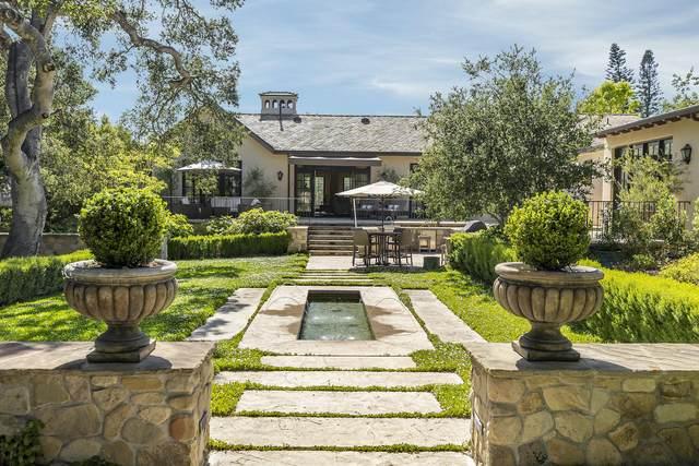 710 Romero Canyon Rd, Santa Barbara, CA 93108 (MLS #21-2174) :: Chris Gregoire & Chad Beuoy Real Estate