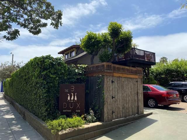 402 Anacapa, Santa Barbara, CA 93101 (MLS #21-2192) :: Chris Gregoire & Chad Beuoy Real Estate