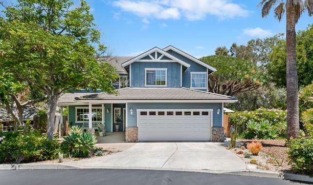 3709 Hitchcock Ranch Rd, Santa Barbara, CA 93105 (MLS #21-2205) :: Chris Gregoire & Chad Beuoy Real Estate