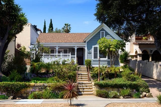 909 Laguna St, Santa Barbara, CA 93101 (MLS #21-2208) :: The Zia Group