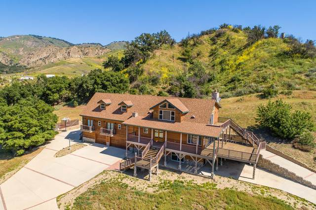 7477 Wheeler Canyon Rd, Santa Paula, CA 93060 (MLS #21-2217) :: Chris Gregoire & Chad Beuoy Real Estate