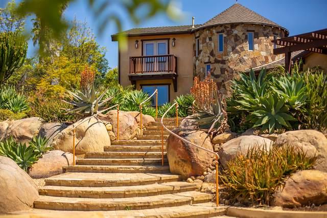 2100 Maricopa Hwy, Ojai, CA 93023 (MLS #21-2218) :: Chris Gregoire & Chad Beuoy Real Estate