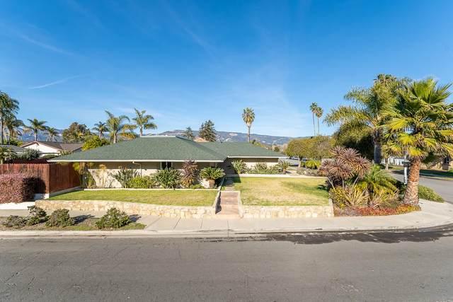 467 Mills Way, Goleta, CA 93117 (MLS #21-222) :: The Zia Group