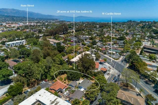 1102 San Andres St, Santa Barbara, CA 93101 (MLS #21-2220) :: The Epstein Partners