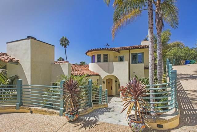 223 Alameda Padre Serra, Santa Barbara, CA 93103 (MLS #21-2227) :: Chris Gregoire & Chad Beuoy Real Estate