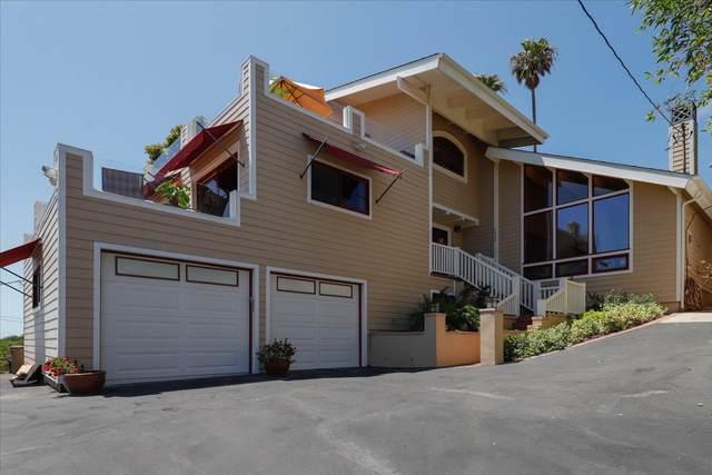 2940 Kenmore Pl, Santa Barbara, CA 93105 (MLS #21-2233) :: Chris Gregoire & Chad Beuoy Real Estate