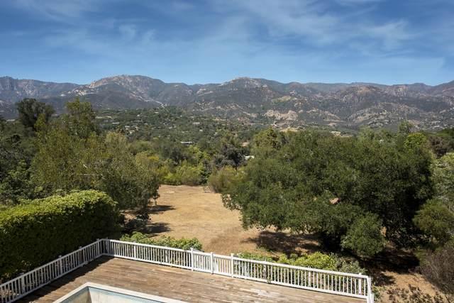 1438 Hillcrest Rd, Santa Barbara, CA 93103 (MLS #21-2253) :: The Zia Group