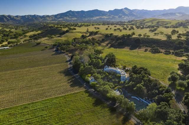 5200 Foxen Canyon Rd, Los Olivos, CA 93441 (MLS #21-2255) :: Chris Gregoire & Chad Beuoy Real Estate