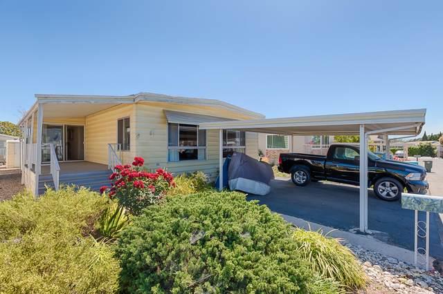 5750 Via Real #304, Santa Barbara, CA 93013 (MLS #21-2260) :: The Zia Group