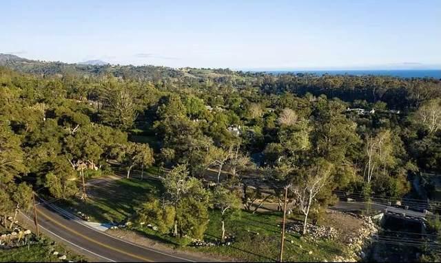 1705 Glen Oaks Dr, Montecito, CA 93108 (MLS #21-2272) :: The Epstein Partners
