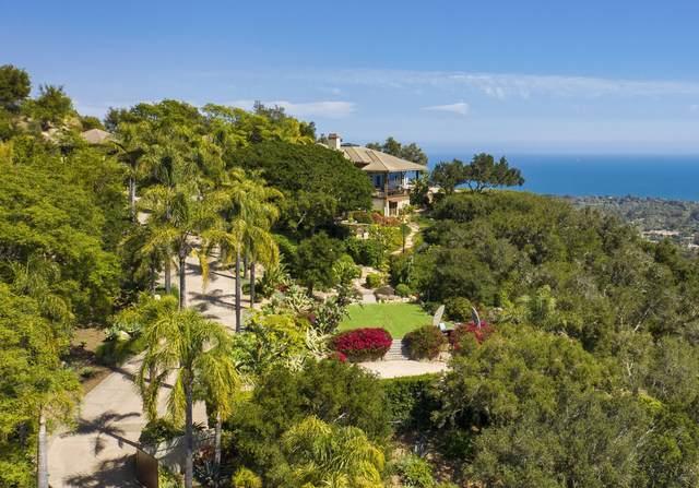 1010 Hot Springs Ln, Montecito, CA 93108 (MLS #21-2279) :: The Epstein Partners