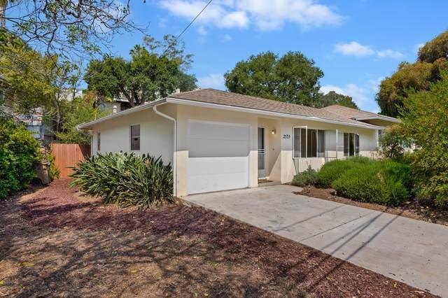 2535 Treasure Dr, Santa Barbara, CA 93105 (MLS #21-2283) :: The Epstein Partners