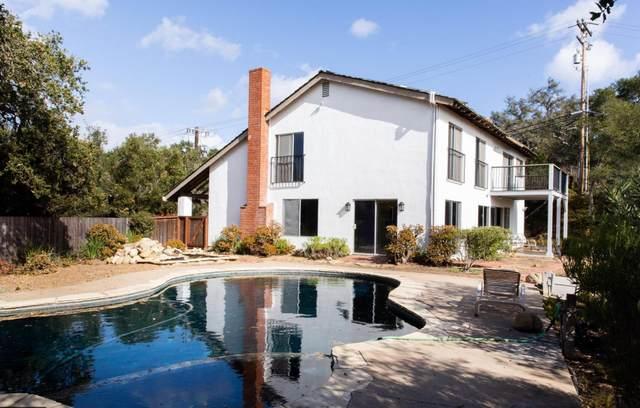 970 Monte, Santa Barbara, CA 93110 (MLS #21-2284) :: The Epstein Partners