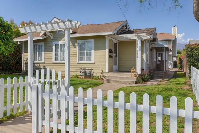 1922-1924 Castillo, Santa Barbara, CA 93101 (MLS #21-2299) :: The Epstein Partners
