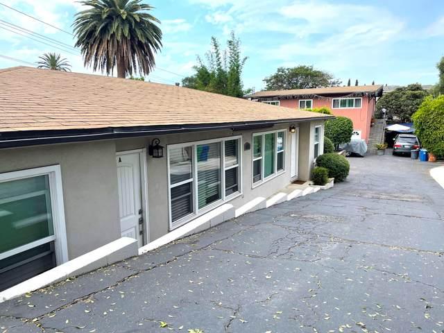 515 N Alisos St, Santa Barbara, CA 93103 (MLS #21-2311) :: The Epstein Partners