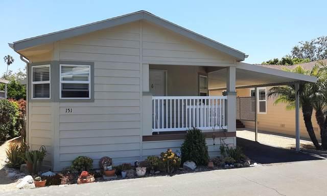 333 Old Mill Rd #151, Santa Barbara, CA 93110 (MLS #21-2317) :: The Epstein Partners