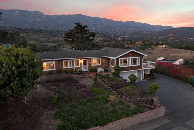 2556 Whitney Ave, Summerland, CA 93067 (MLS #21-2323) :: The Epstein Partners