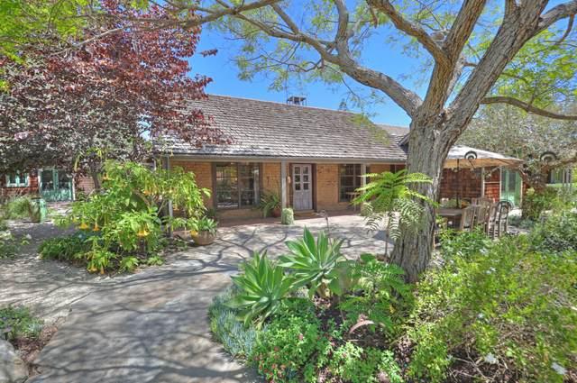 421 E Figueroa St, Santa Barbara, CA 93101 (MLS #21-2351) :: Chris Gregoire & Chad Beuoy Real Estate