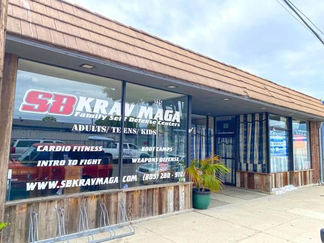 323 Magnolia Ave, Goleta, CA 93117 (MLS #21-236) :: Chris Gregoire & Chad Beuoy Real Estate