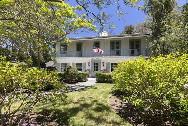 1371 Danielson Rd, Montecito, CA 93108 (MLS #21-2371) :: Chris Gregoire & Chad Beuoy Real Estate