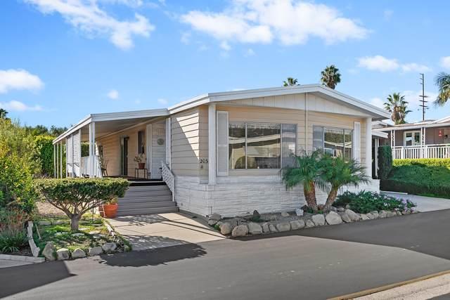 340 Old Mill Road #203, Santa Barbara, CA 93110 (MLS #21-239) :: The Epstein Partners