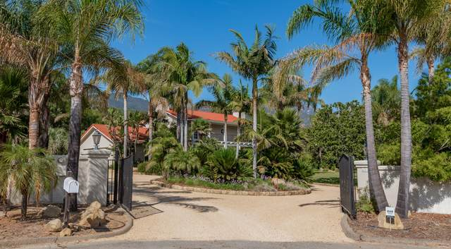 4506 Creek Ln, Santa Barbara, CA 93111 (MLS #21-24) :: The Zia Group