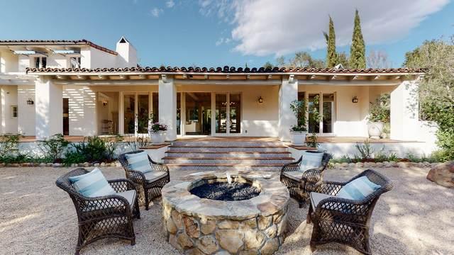 777 Lilac Dr, Santa Barbara, CA 93108 (MLS #21-241) :: The Zia Group