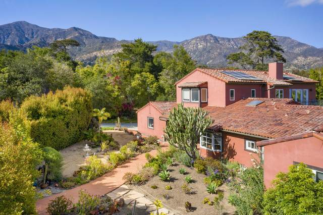 564 Santa Angela Ln, Santa Barbara, CA 93108 (MLS #21-2418) :: Chris Gregoire & Chad Beuoy Real Estate