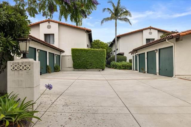 2016 Castillo St C, Santa Barbara, CA 93105 (MLS #21-2426) :: Chris Gregoire & Chad Beuoy Real Estate