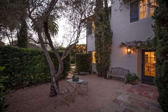 1568 Ramona Ln, Montecito, CA 93108 (MLS #21-244) :: The Zia Group