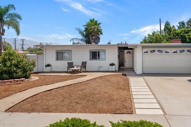 68 Kinman Ave, Goleta, CA 93117 (MLS #21-2445) :: Chris Gregoire & Chad Beuoy Real Estate