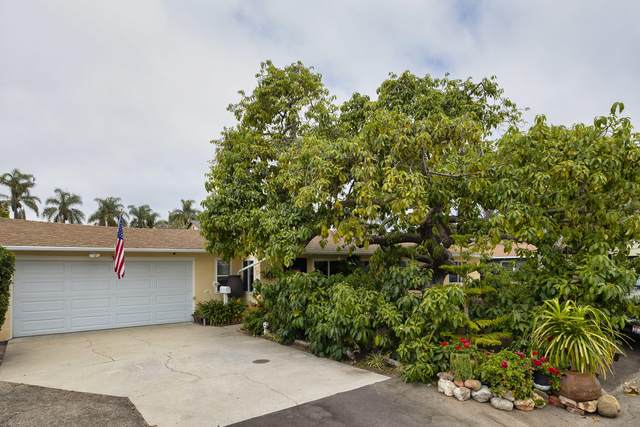 77 Magnolia Ave, Goleta, CA 93117 (MLS #21-2448) :: Chris Gregoire & Chad Beuoy Real Estate
