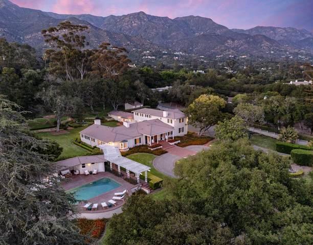 595 Picacho Ln, Montecito, CA 93108 (MLS #21-2485) :: The Zia Group