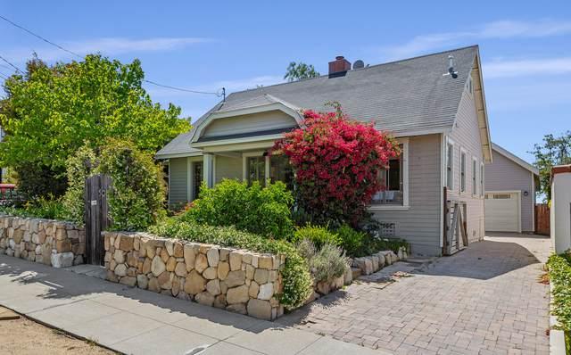 508 E Micheltorena St, Santa Barbara, CA 93101 (MLS #21-2488) :: Chris Gregoire & Chad Beuoy Real Estate