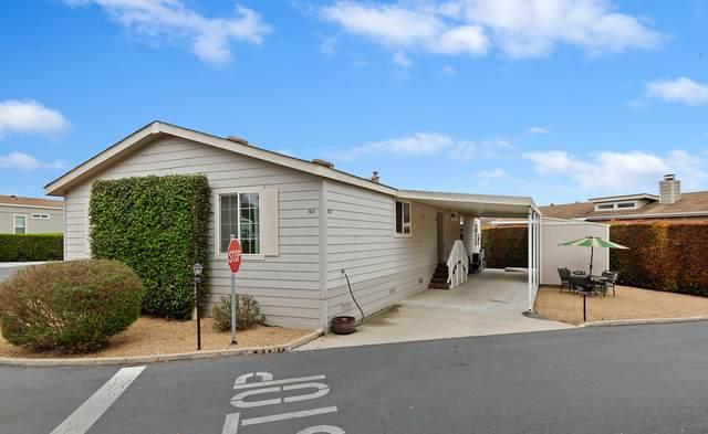 333 Old Mill Rd #103, Santa Barbara, CA 93110 (MLS #21-2489) :: The Zia Group