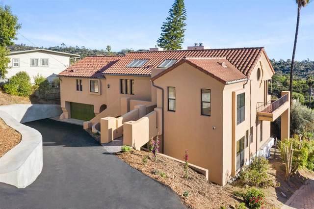 2664 Montrose Pl, Santa Barbara, CA 93105 (MLS #21-249) :: Chris Gregoire & Chad Beuoy Real Estate