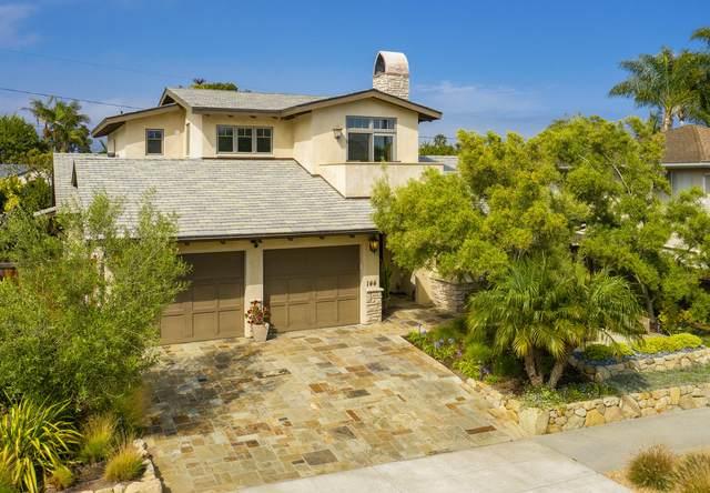 144 Las Ondas, Santa Barbara, CA 93109 (MLS #21-2501) :: Chris Gregoire & Chad Beuoy Real Estate