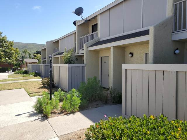 1317 W Cypress Ave A4, Lompoc, CA 93436 (MLS #21-2502) :: Chris Gregoire & Chad Beuoy Real Estate
