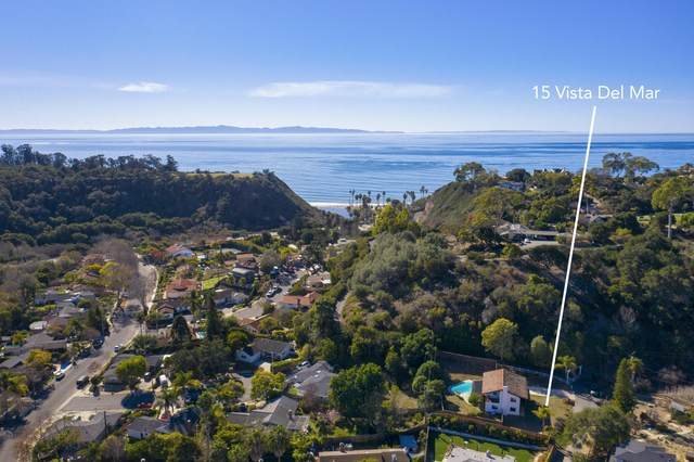 15 Vista Del Mar Dr, Santa Barbara, CA 93109 (MLS #21-251) :: The Epstein Partners